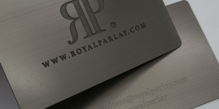 Project royal parlay black gold metal business cards black gold metal business cards colourmoves